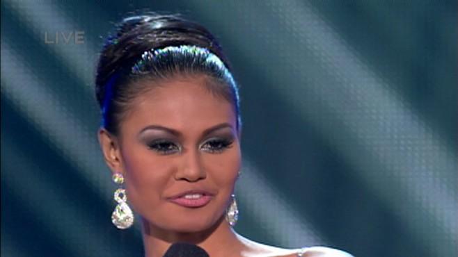 No Major Mistakes for Miss Philippines Venus Raj Video - ABC News