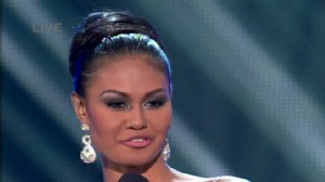 VIDEO: Miss Philippines, Venus Raj, says she has never made a major, major mistake.