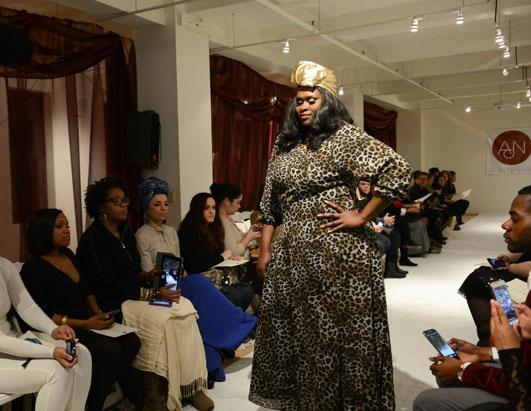 Modest Modeling: Fashion Designer Nailah Lymus