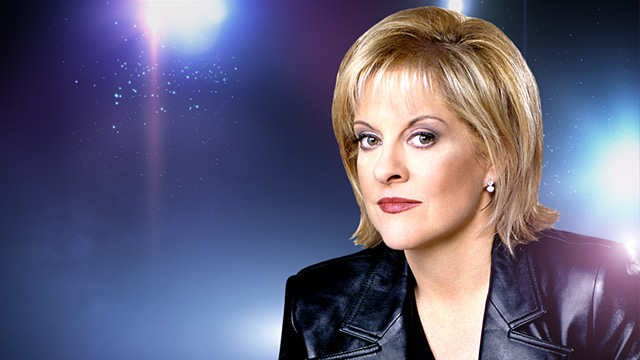 PHOTO:&nbsp;Nancy Grace heads to &quot;Dancing with the Stars&quot; this season.