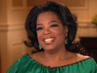 Exclusive: 'Mom Oprah' Bound to School's Grads