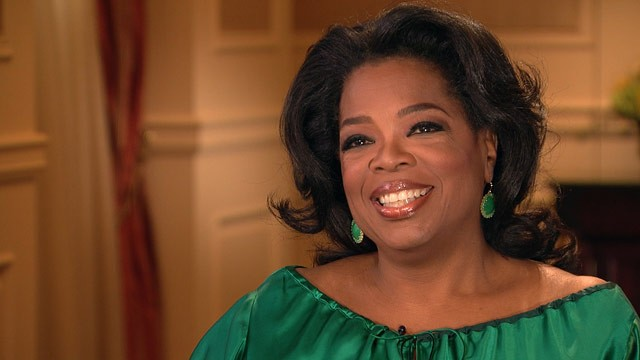 "PHOTO: In an exclusive interview with ""Nightline,"" Oprah Winfrey opens up about her emotional journey to provide education to underprivileged girls in South Africa."