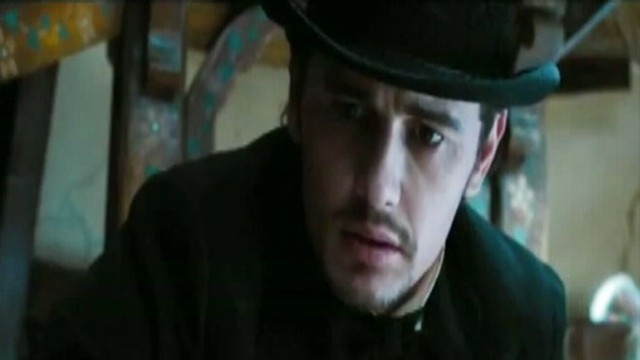 VIDEO: James Franco stars in this prequel to The Wonderful Wizard of Oz.