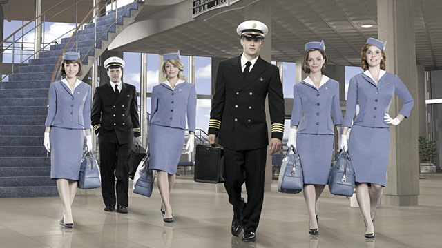 PHOTO: Cast of Pan Am