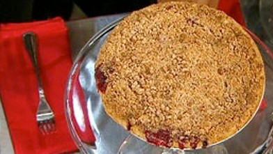 PHOTO:Michigan Four-Berry Pie is shown.
