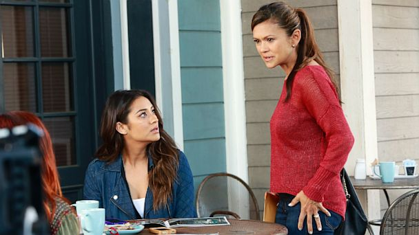 abc pll lia peeples kb 130731 16x9 608 Pretty Little Liars Mom, Nia Peeples, Reveals Her Ultimate Beauty Secret: Love Yourself