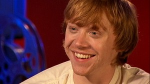 VIDEO: Rupert Grint on Swine Flu, Kissing a Castmate