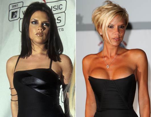 До и после сушки: