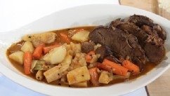 PHOTO: Emeril's simple pot roast recipe is shown here.