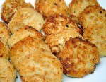PHOTO: Sandra Lees fried potato cakes are show here.