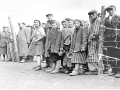VIDEO: A Holocaust Love Story
