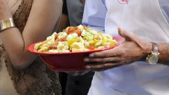 PHOTO: Rao's tortellini pasta salad is shown here.