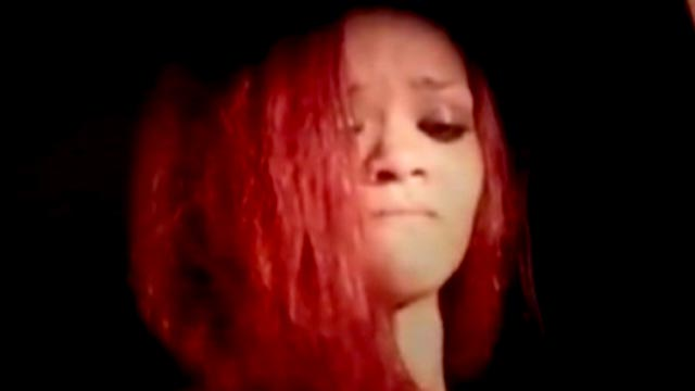 PHOTO:Pop star, Rihanna, takes on abuse in graphic music video.