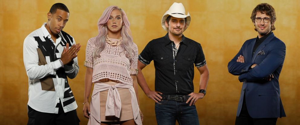 "PHOTO: Internationally acclaimed singer, songwriter Josh Groban, country music superstar Brad Paisley, pop music sensation Kesha and hip hop artist and actor Ludacris have signed on to ABCs ""Rising Star,"" which premieres June 22, 2014."