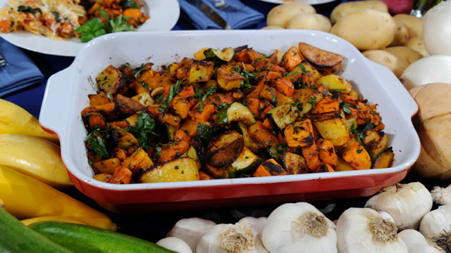 veggies asian dressing for roasted root vegetables can be vegetables ...