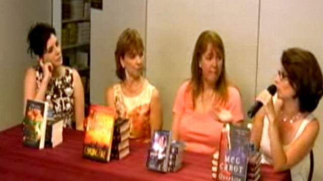 VIDEO: Four American romance novelists defend their genre.
