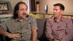 PHOTO: Ron Jeremy, the world's most famous porn star, and Craig Gross, the founder of XXX Church, which helps people leave the porn industry, are two unlikely friends.