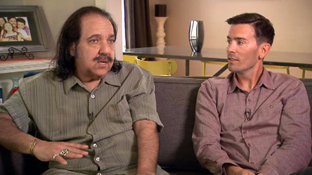 PHOTO: Ron Jeremy, the worlds most famous porn star, and Craig Gross, the founder of XXX Church, which helps people leave the porn industry, are two unlikely friends.