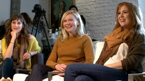 Kirsten Dunst on Going Nude On-Screen Video - ABC News