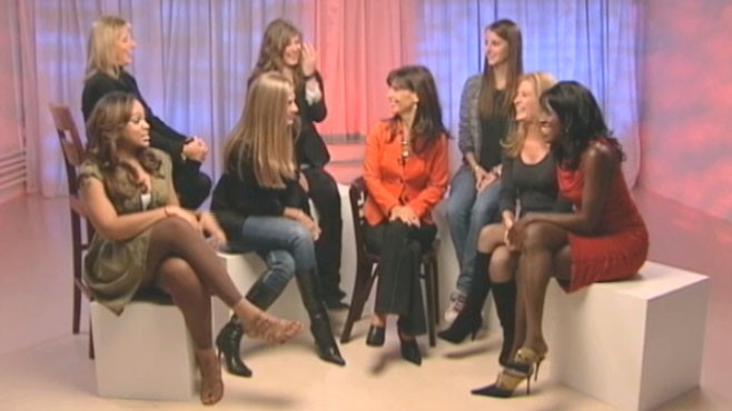 VIDEO: Real NYC women tell relationship expert Heidi Banks what's sexy in a man.