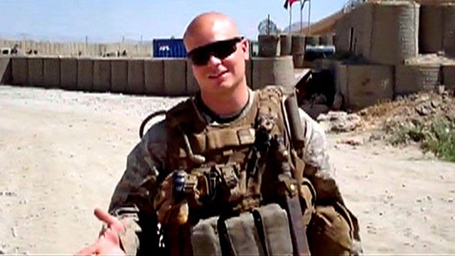 PHOTO: Sgt. Scott Moore from 3rd battalion in Afghanistan posted his invitation online.