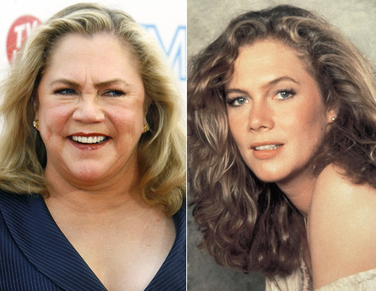 Sex Symbols. Kathleen Turner shot to fame starring in 1981's
