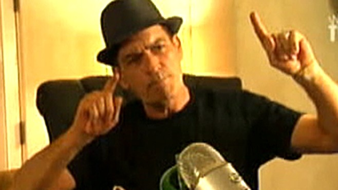 Charlie Sheen. ABCNEWS.com. View Full Size