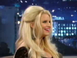 Jessica Simpson's 'Wiener' Talk - 'I'm Having a Boy'