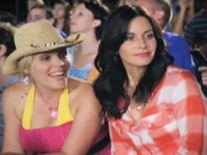 VIDEO: Sneak Peak at Cougar Town