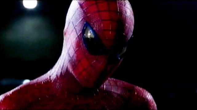 VIDEO: Andrew Garfield dons the latex suit in a reboot of the comic-book franchise.