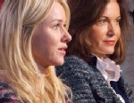 """PHOTO:Naomi Watts and Anne Fontaine address """"Two Mothers"""" criticism at the Sundance Film Festival in Park City, Utah."""