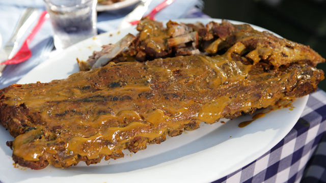 ... with South Carolina Sweet Mustard Barbecue Sauce | Recipe - ABC News
