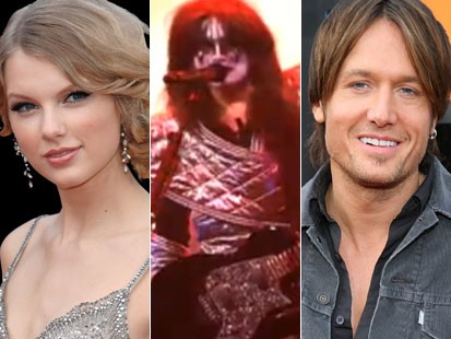 TAYLOR SWIFT PRANKS KEITH URBAN