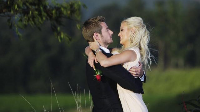 "PHOTO One day after Brad Womack proposed to Emily Maynard on the season finale of ABCs ""The Bachelor,"" the couple revealed that theyve got a long journey ahead before they say ""I do."""