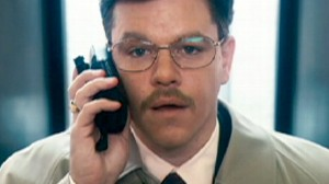 "VIDEO: Matt Damon in ""The Informant"""
