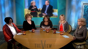 "PHOTO Three days after their blowup with Bill OReilly, the women of ""The View"" reflected on the incident with cooler heads and calmer voices, but made it clear they still arent fans of the Fox News host"