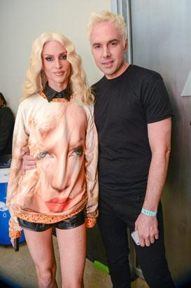 Backstage with Fashion Designers, The Blonds