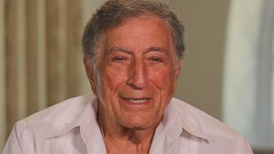PHOTO: Tony Bennett, 88, topped the Billboard 200 this week for his jazz duets collaboration with Lady Gaga titled Cheek to Cheek.