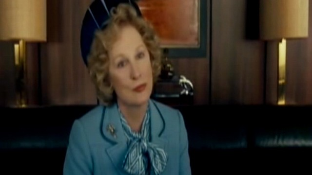 VIDEO: Meryl Streep stars as former British Prime Minister Margaret Thatcher in biopic.