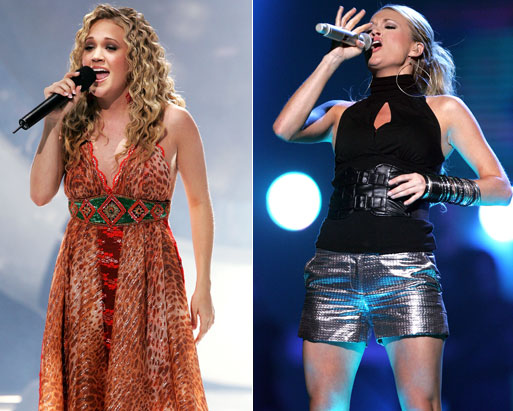 "Since singer Carrie Underwood was named the next ""American Idol,"""