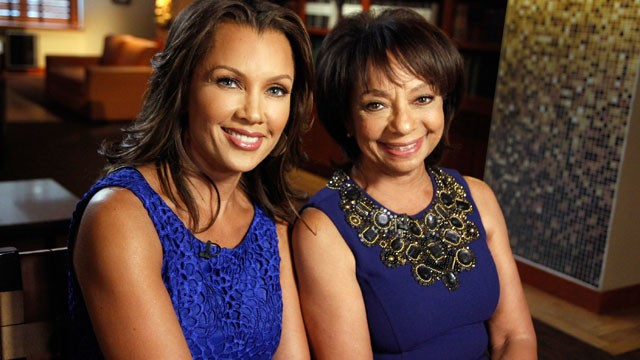 "PHOTO: Vanessa Williams and her mother Helen Williams talk about their remarkably candid memoir, ""You Have No Idea,"" with ABC's Juju Chang for ""Nightline"""
