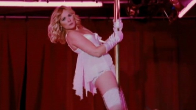 VIDEO: Kim Cattrall plays a former adult film star struggling to makes ends ...