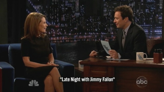 "VIDEO: ""The View"" discusses GOP candidates laughs on ""Late Night with Jimmy Fallon."""