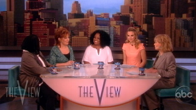 VIDEO: Joy Behar shares her top 10 reasons for leaving; Barbara Walters clears up rumors.