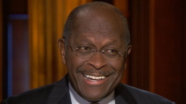 "VIDEO: Herman Cain is one of Barbara Walters ""10 Most Fascinating People of the Year."""