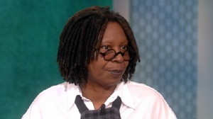 Video: Whoopi Goldberg admits to cheating while she was married.