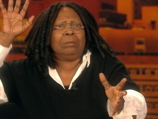 Watch: Whoopi to Dina Lohan: 'Back Off'