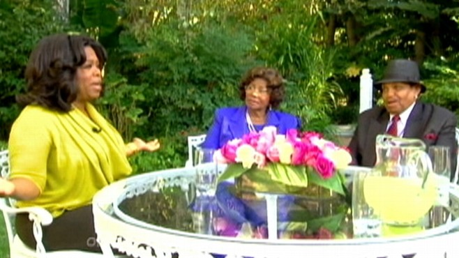 Video: The View co-hosts chat about the Jackson family.