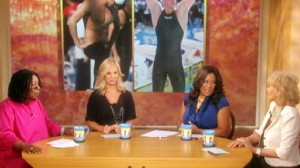 Video: The ladies chat about Phelps loss.