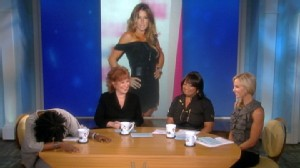 Video: Whoopi Goldberg loses it over Rachel Uchi